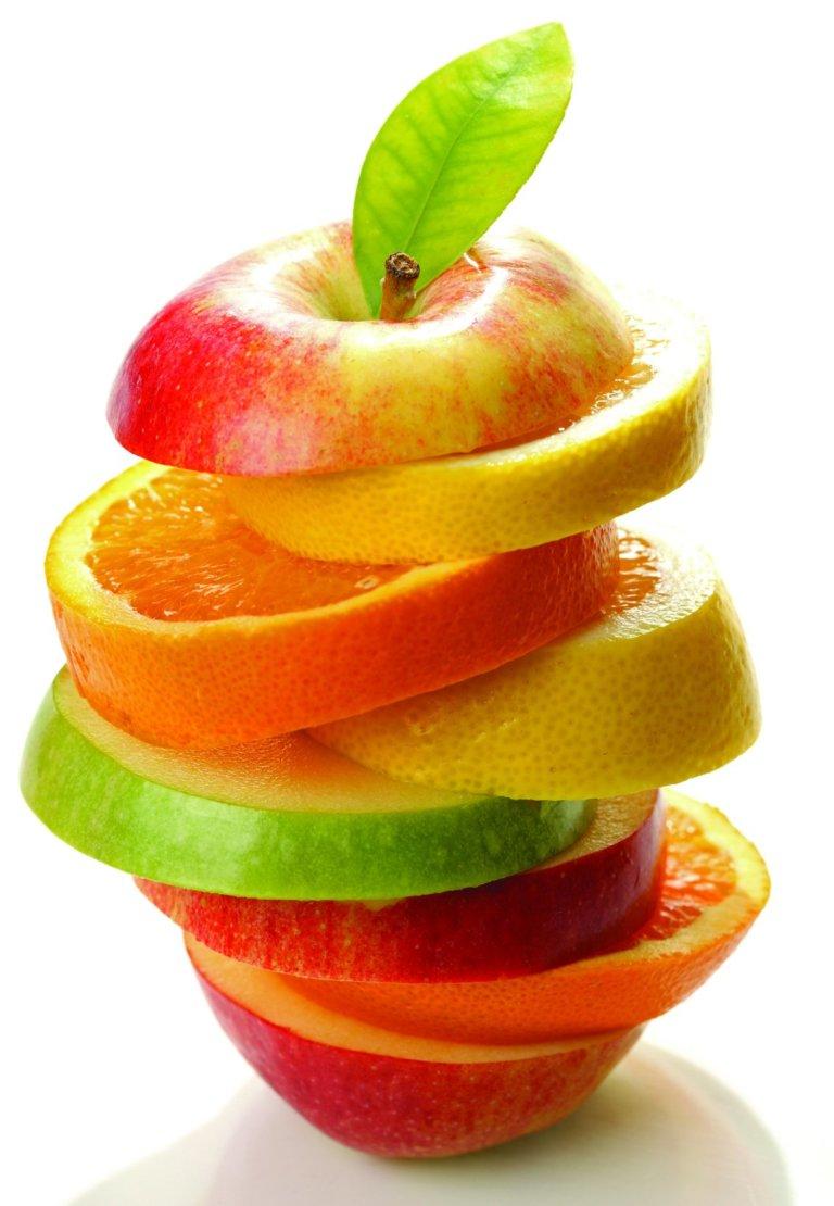 Vitaminbogyó vs. gyümölcslé :)